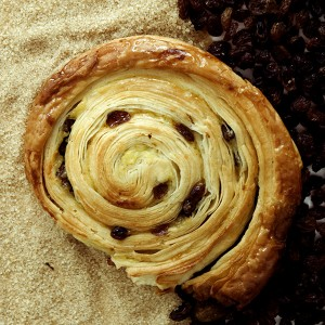 escargot rhum-raisin du pain et des idees
